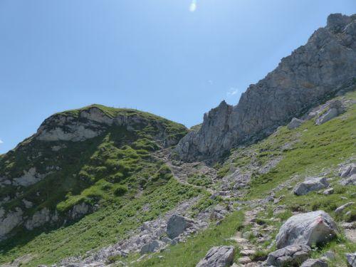 saalfeld höhenweg steep rocky