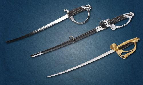saber weapons blade