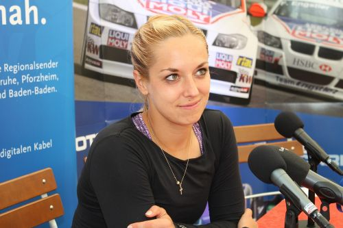 sabine lisicki female athlete woman