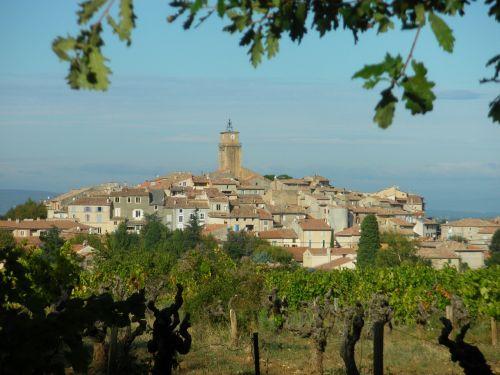 sablet village commune