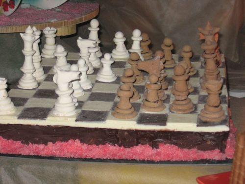 Chess Marzipan