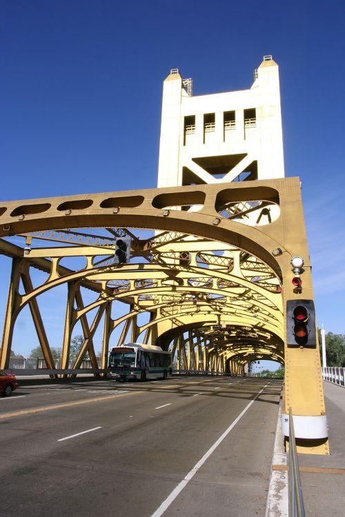 sacramento bridge river