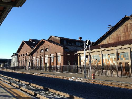 sacramento train station california