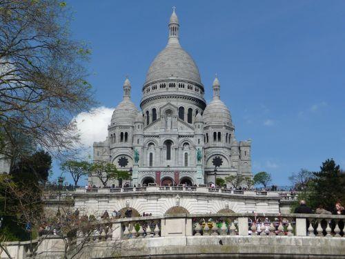 sacré coeur paris church