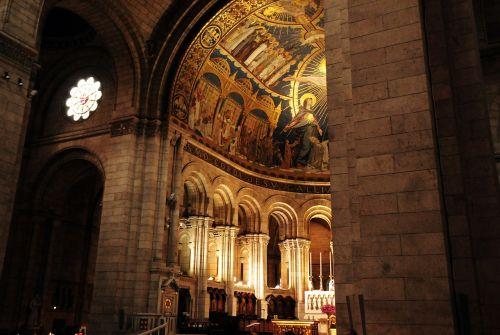 sacré-coeur basilica paris