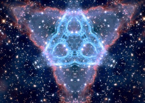 sacred geometry mandelbrot fractal
