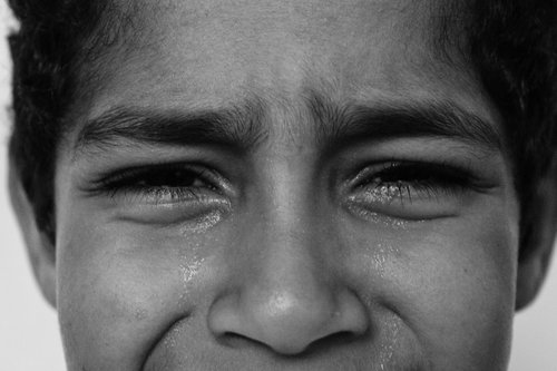 sad  poverty  crying