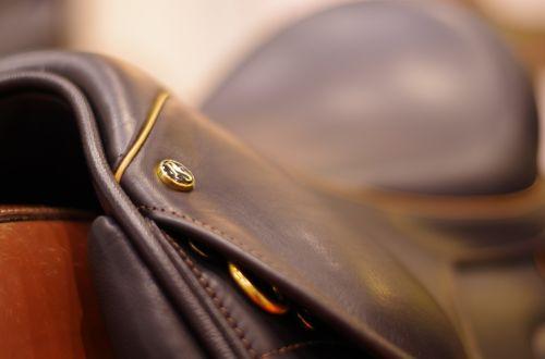 saddle leather saddle ride