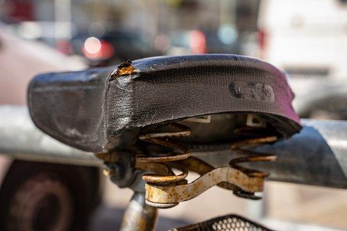 saddle  bicycle saddle  bike