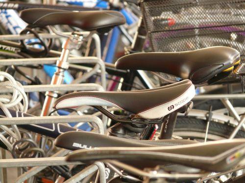 saddle bicycle saddle wheel