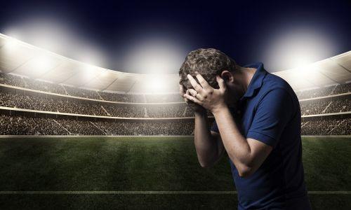 sadness defeat loss