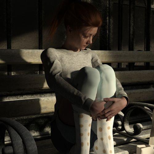 sadness hopeless trist