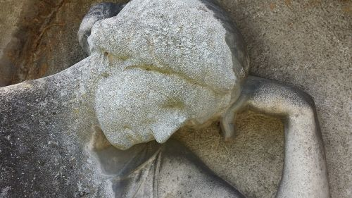 sadness hopeless stone