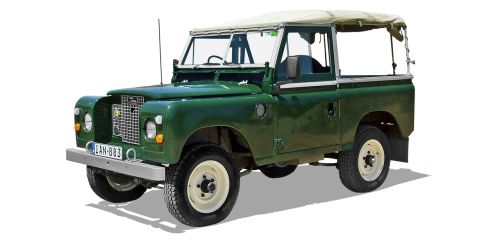safari travel land rover