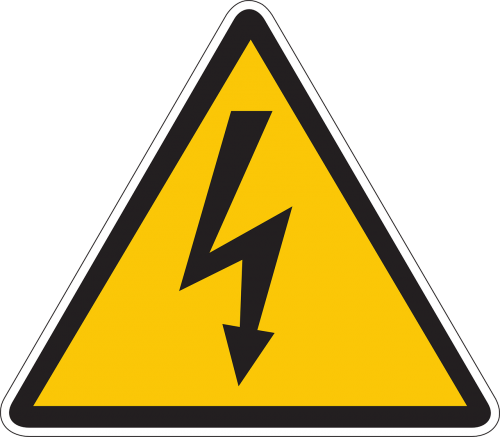 safety electric road