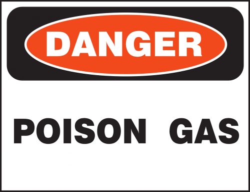 safety danger gas