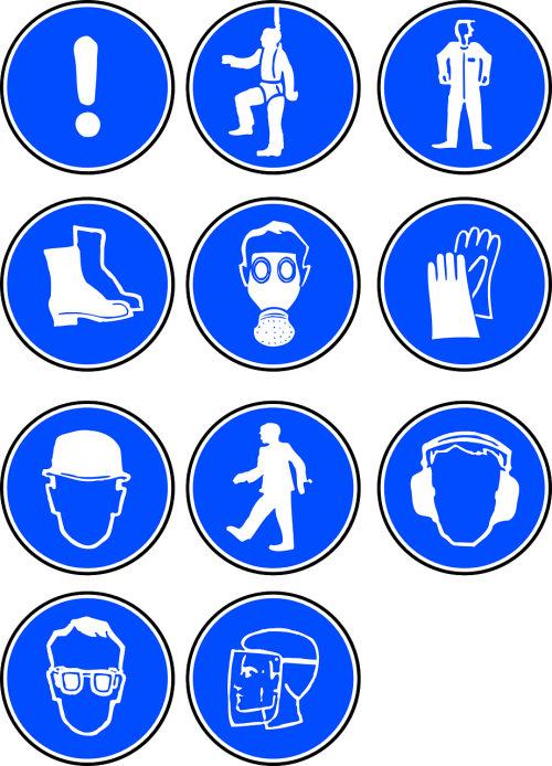 safety hat boots