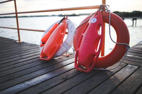 safety bouy lifeguard