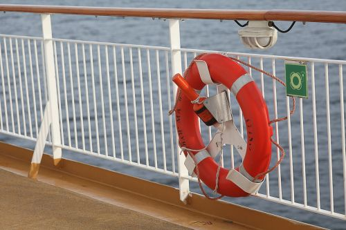 safety first on bord seafaring