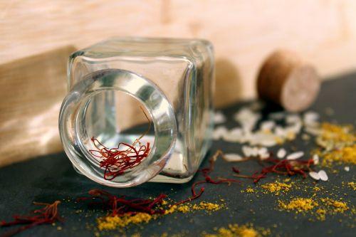saffron rice curry