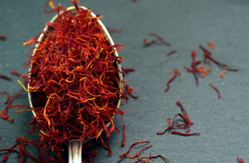 saffron red real