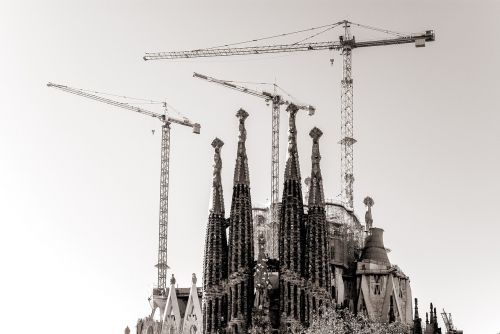 sagrada familia church cathedral
