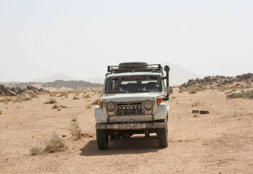 sahara desert toyota