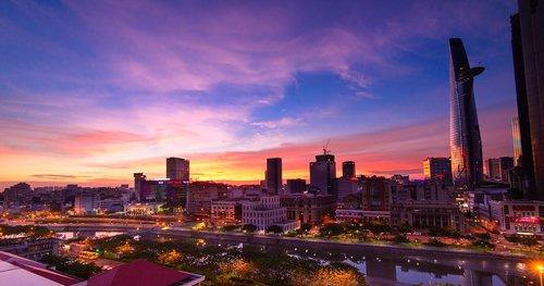 saigon  vietnam  land