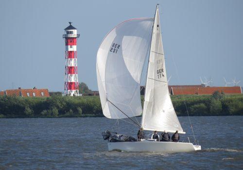sail maritime daymark