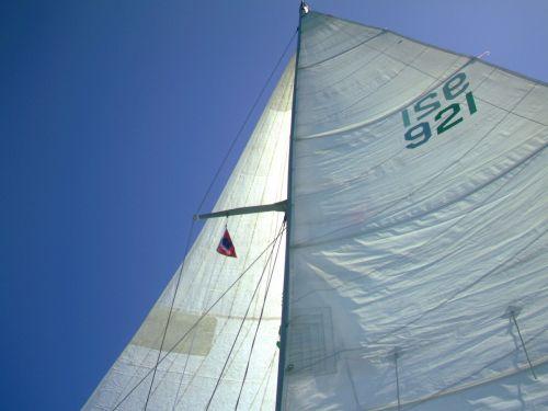 sail sailboat boat