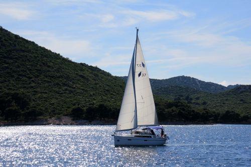 sail ship sailing boat