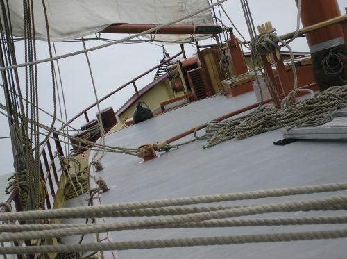 sail wind power wave