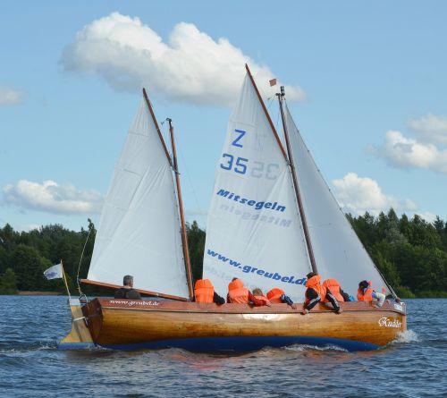 sail sailing cutter sailing school