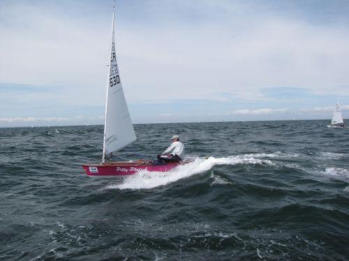sail dinghy ok-dinghy