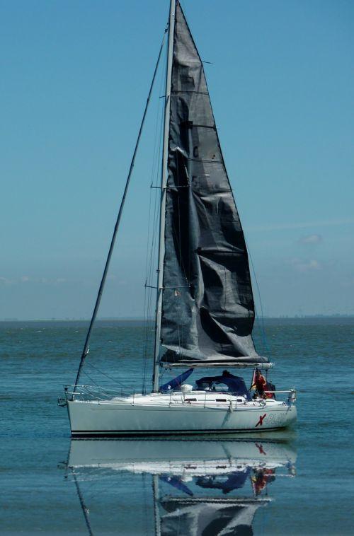 sail sailing boat ship