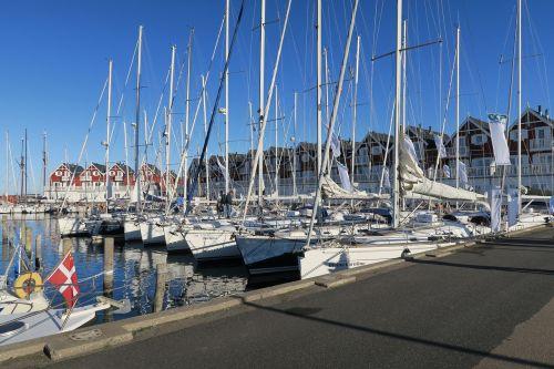 sail boot port