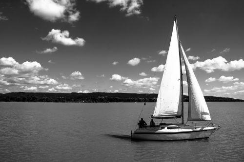 sail sailing boat boot