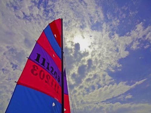sail sailing catamaran catamaran