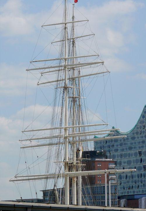 sail masts sailing vessel masts