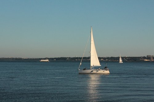 sailboat  boat  lisbon