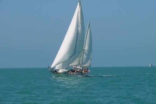 sailboat  cutter  jefferson