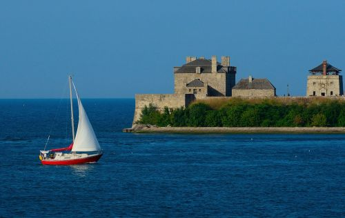 sailboat fort niagara niagara river