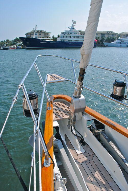 sailboat boat sail