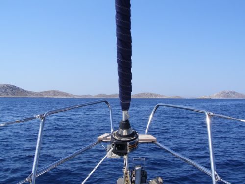 sailing sea nautical