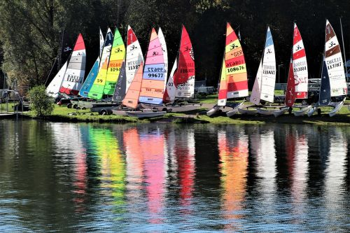 sailing sailing boats colorful sailing