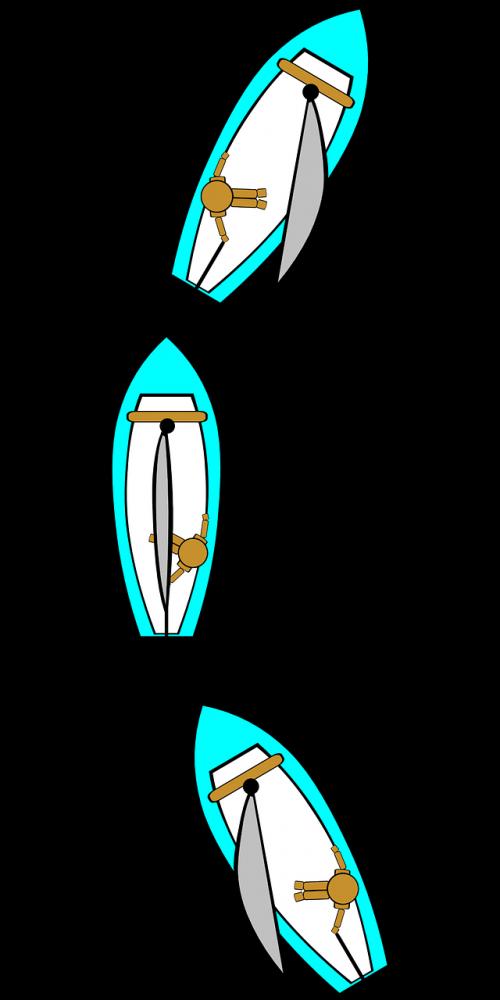 sailing diagram instructions