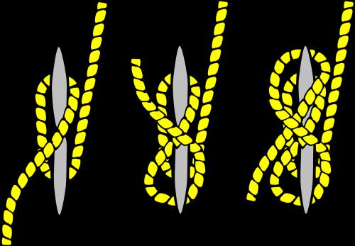 sailing sail knot