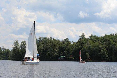 sailing  sailboat  sail