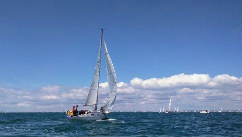 sailing  racing  ocean