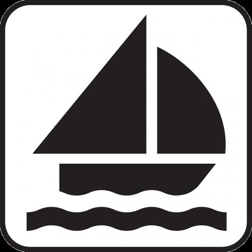 buriavimas,burinė valtis,kateris,burlaivis,burinė valtis,simbolis,ženklas,piktograma,nemokama vektorinė grafika